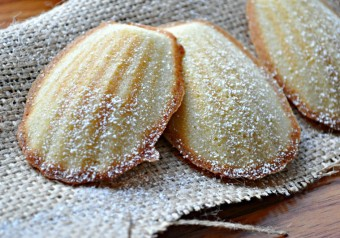 Easy Recipe for Madeleines