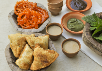 The Memories of Samosas and Jalebis