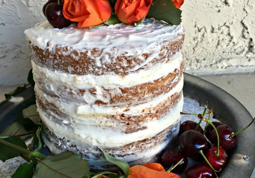 Marble Cake With Buttercream Frosting Calories