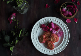 Bengali Sandesh – 15 Mins Rose Flavored Sandesh