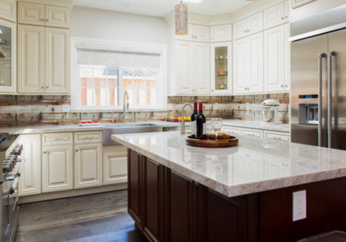 My Kitchen Remodel/Makeover Story – A Virtual Tour of Our Kitchen